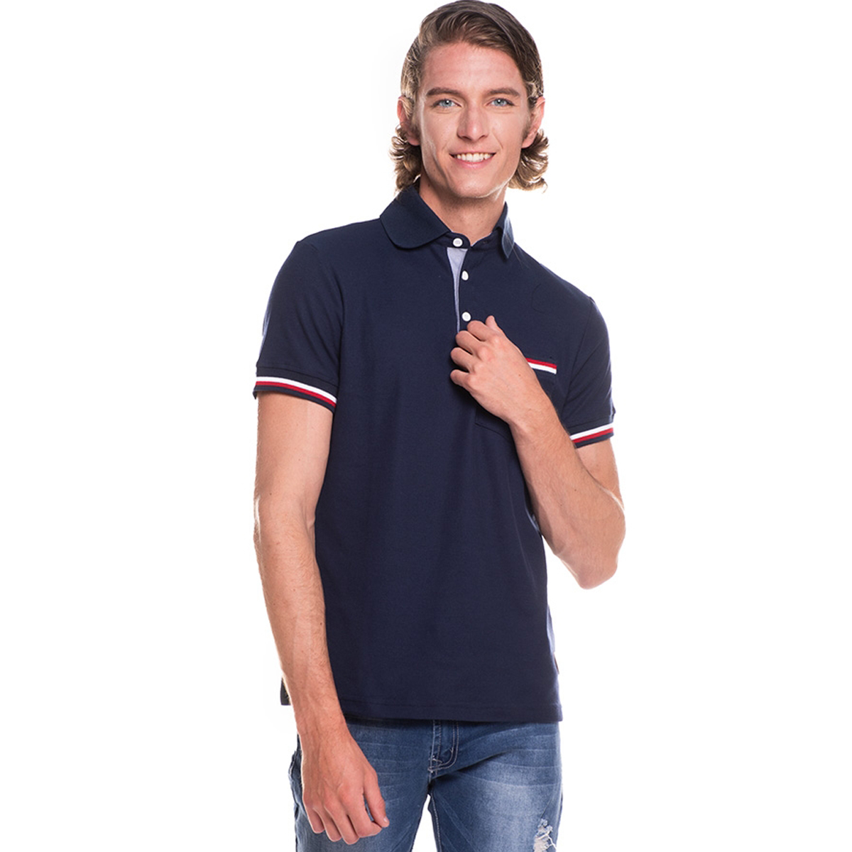 Camiseta Polo Blam